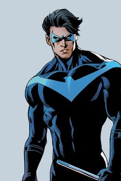 This is the place for fans of Nightwing, aka Dick Grayson, the original Robin. Jason Todd, Batman Universe, Dc Universe, Nightwing Wallpaper, Nightwing And Batgirl, Richard Grayson, Univers Dc, Batman Robin, Gotham Batman