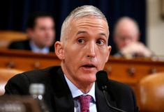 Image result for Trey Gowdy Smells A Dirty Rotten, Money Laundering Liberal Rat In Washington — Leaves Dems Shaking In Their Boots