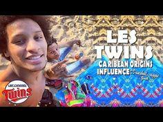 ♡ LES TWINS ✧ CARIBBEAN ORIGINS INFLUENCE + TWERKING ♡ - YouTube