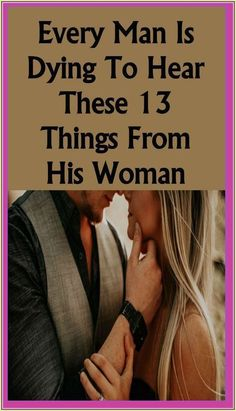 Every Man Is Dying To Hear These 13 Things From His Woman Healthy Lifestyle Tips, Healthy Tips, How To Stay Healthy, Healthy Habits, Healthy Quotes, Healthy Sleep, Keeping Healthy, Healthy Beauty, Healthy Food