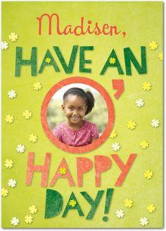 Oh So Happy - St Patricks Day Cards in Margarita | Magnolia Press
