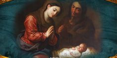 18 Gorgeous Classical Paintings of the Nativity- HD Christmas Wallpapers