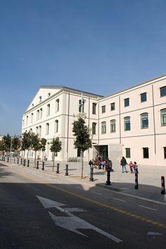 Biblioteca Pública de Salt Iu Bohigas, Salt (Girona)