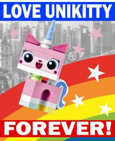 For Unikitty by Party9999999.deviantart.com on @deviantART