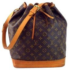 Louis Vuitton Noe Shoulder Bag. Get one of the hottest styles of the season! The Louis Vuitton Noe Shoulder Bag is a top 10 member favorite on Tradesy. Save on yours before they're sold out!
