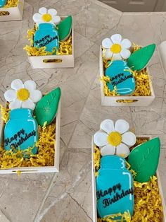 Happy Birthday, Cookies, Happy Aniversary, Biscuits, Happy B Day, Cookie Recipes, Cookie, Happy Birth Day, Cakes