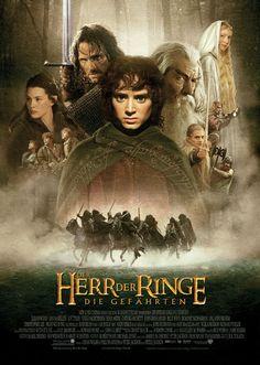 Poster zum Film: Herr der Ringe: Die Gefährten, Der