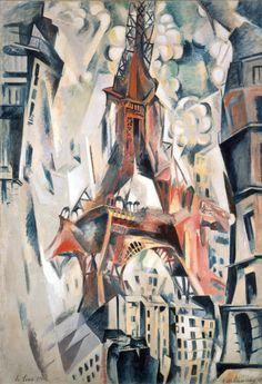 Robert-Delaunay-Tour-Eiffel-1911.-New-York-Solomon-R.-Guggenheim-Museum.jpg (1016×1487)