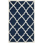 Found it at Wayfair.co.uk - Cambridge Hand-Tufted Navy/Ivory Area Rug
