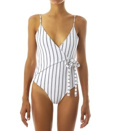 30+ Monokinis That Prove They're Your New Summer Must-Have+#refinery29 #beach#trends#style#swimsuit