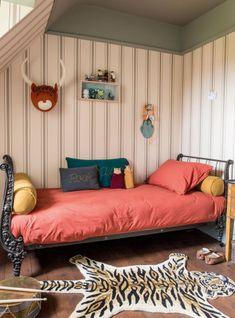 kids room via milk magazine. Girls Bedroom, Bedroom Decor, Casa Kids, Deco Kids, Kids Decor, Home Decor, Kid Spaces, My New Room, Boy Room