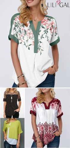Women's Clothing 2019 European And American Summer New Female Pure Color V-collar Yarn Mesh Stitching Vest T-shirt Chiffon Shirt Latest Technology