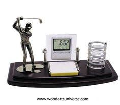 upto 65% off Golf Desk Organizer WAUASCBJLG305…