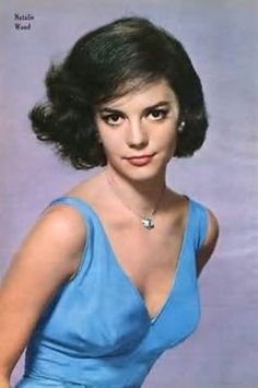 Young Natalie Wood.