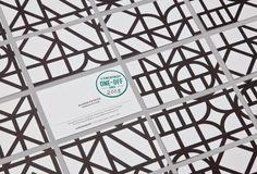 Beautiful Examples of Branding & Identity Design Corporate Stationary, Corporate Design, Business Design, Business Innovation, Innovation Design, Brand Identity Design, Branding Design, Stationery Design, Logo Design