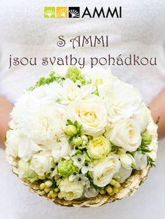 S AMMI jsou svatby pohádkou