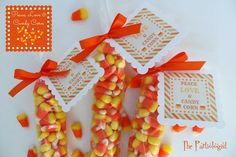 The Partiologist: Candy is Dandy! with printable