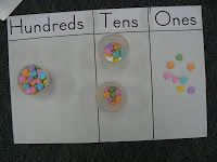 Mrs. T's First Grade Class: Valentine's Day Activities place value