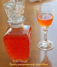 Λικέρ φραγκόσυκο - cretangastronomy.gr Beverages, Drinks, Limoncello, Greek Recipes, Nutella, Diy And Crafts, Recipies, Spices, Food And Drink