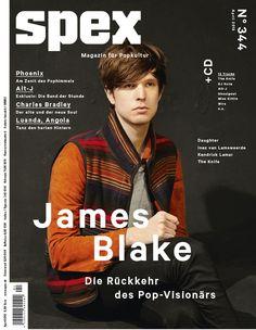 SPEX N°344: James Blake