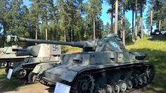 [OC] Finnish Panzer IV Ausf J in the Parola tank museum [5376 x 3024]