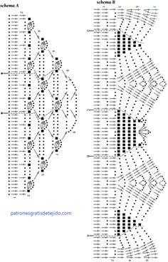 shawl-crochet-pattern.jpg 800×1,248 píxeles