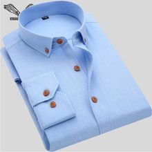 Like and Share if you want this  2016 New Fashion Brand Men Casual Shirt Solid Long Sleeve Collar Cotton Linen Nice Color Popular Designs Slim Fit S-XXXXL N811     Tag a friend who would love this!     FREE Shipping Worldwide     #Style #Fashion #Clothing    Buy one here---> http://www.alifashionmarket.com/products/2016-new-fashion-brand-men-casual-shirt-solid-long-sleeve-collar-cotton-linen-nice-color-popular-designs-slim-fit-s-xxxxl-n811/