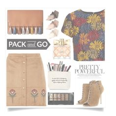 """""""Pack And Go ~~~"""" by forever-lover1 ❤ liked on Polyvore featuring Alice + Olivia, Dorothy Perkins, Michael Kors, Rebecca Minkoff, Urban Decay, Boohoo and Avon"""