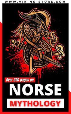 Norse Mythology Book, Norse Runes, Futhark Runes, Viking Runes, Norse Pagan, Viking Axe, Viking Ship, Viking Warrior, Viking Bracelet