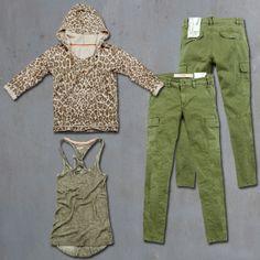 Animalier? Why not! #40weft #ss2014 #womenfashion #fashionblogger