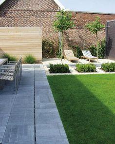 Bij het aanleggen van een terras zijn er meerdere punten die alle aandacht verdienen, zoals de hoogte en de afwatering.
