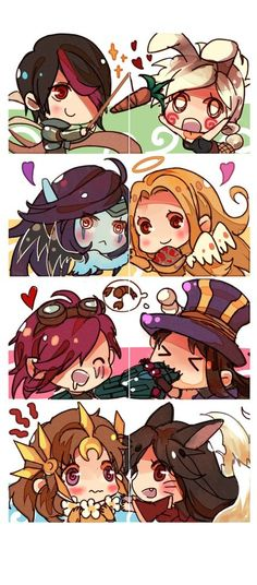 Fiora | Riven | Morgana | Kayle | Vi | Caitlyn | Leona | Ahri