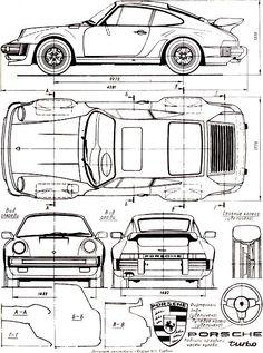 Image result for porsche 911 sketch