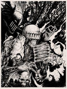 Godmachine – Dark Judges