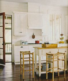 kitchen from Grayton beach house