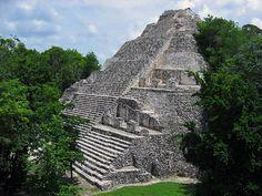 Ruinas Maya de Cobá - las pirámides más altas de la península de Yucatán…