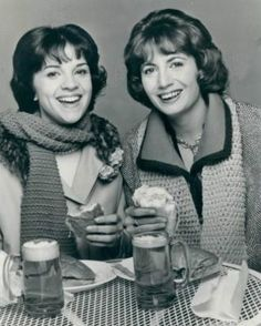 Laverne & Shirley, Starring Cindy Williams & Penny Marshall