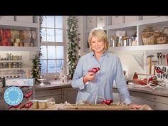 Decorative Ornament Tree for the Holidays - Martha Stewart - YouTube