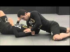 North South | Choke with Professor Marcelo Garcia, New York City - YouTube