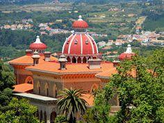 Sintra: Palácio de Monserrate