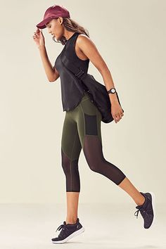 39881157a992f Adley Get this outfit from Fabletics for only $19! affiliate Workout Tanks,  Athleisure,