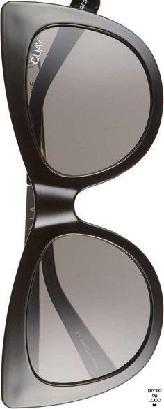 45070411be Quay Australia 53mm Steal a Kiss Cat-eye Sunglasses Quay Australia
