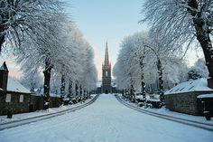 St Malachy's Church, Hillsborough, Northern Ireland