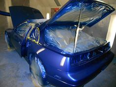 How to paint your car yourself auto body repair 1 of 2 how ec auto body ec auto body auto body repair and paint san francisco solutioingenieria Gallery