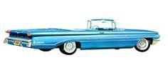 1960  Oldsmobile Super 88 Convertible