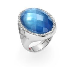 Cocktail ring | Available at Johnson's Jewelers!
