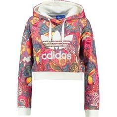 adidas Originals Bluza z kapturem multicolor