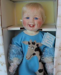 "Ashton Drake Caught in the Act Catch Me if You Can 12"" Doll by Mary Tretter New #AshtonDrake"