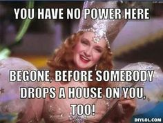 f845f8e2f400fd4d29588a133566bad0 glinda the good witch wizard of oz clinton wicked witch memes bing images funny pinterest