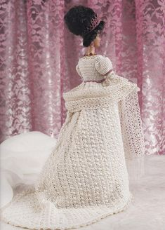 Empress Josephine Annie's Attic Royal Court Crochet